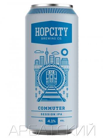 Хопсити Коммутер Сиссон Эль / Hopcity Commuter 0,473л. алк.4,1% ж/б.