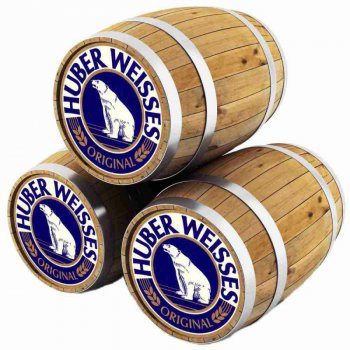 Хубер Вайссес Оригинал /  Huber Weisses Original, keg. алк.5,4%