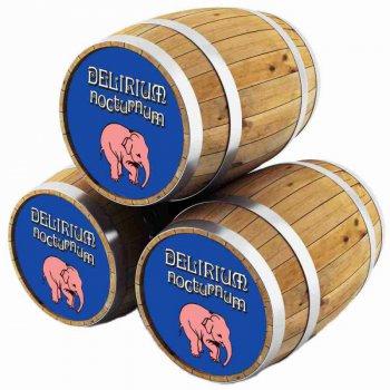 Хёге Делириум Ноктуриум / Delirium Nocturnum, keg. алк.8,5%