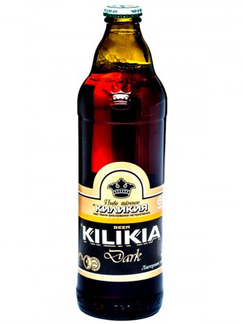 КИЛИКИЯ тёмное / Kilikia Dark 0,5л. алк.4,4%