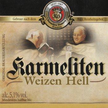 Кармелитен Вайзен Хелл / Karmeliten  Weizen Hell, keg. алк.5,4%