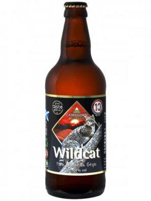 Кернгорм Дикий Кот / Cairngorm Wild Cat 0,5л. алк.5,1%