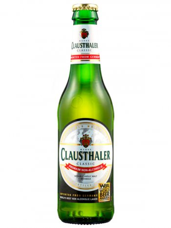 Клаусталер Ориджинал б/а / Clausthaler Original Non-Alcoholic 0,33л.