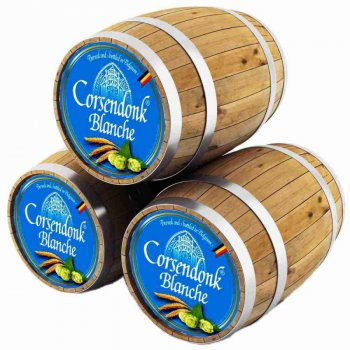 Корсендонк Бланш / Corsendonk Blanche, keg. алк.4,8%