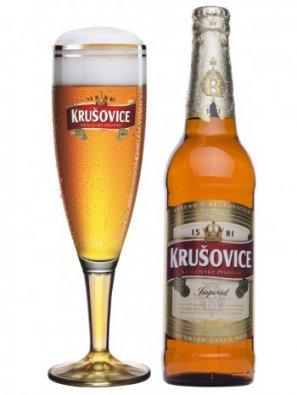 Крушовице Империал /Krusovice Imperial 0,5л. алк.5%