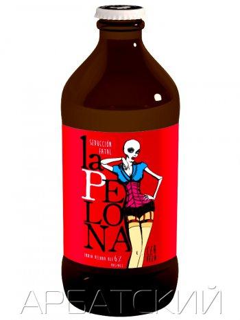 Ла Пелона ИПА / La Pelona IPA 0,35л. алк.6%