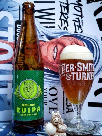 Лабиринт 14 Индийский Пейл Эль Барон / LaBEERint Fresh hop Ruipa IPA 0,5л. алк.6,3%