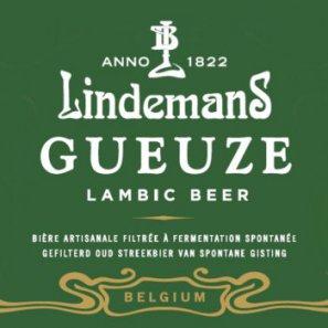 Линдеманс Гёз / Lindemans Gueuze, keg. алк.5%