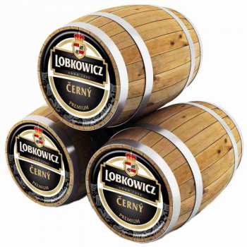 Лобковиц Премиум Дарк / Lobkowicz Premium dark, keg. алк.4,7%