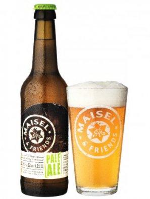 Майзел энд Френдс Пейл Эль / Maisel & Friends Pale Ale 0,33л. алк. 5,2%