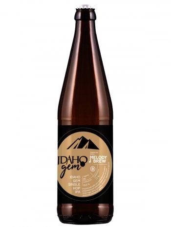 Мелоди Брев Индийский пэйл эль / Melody Brew Idaho Gem 0,5л. алк.7%