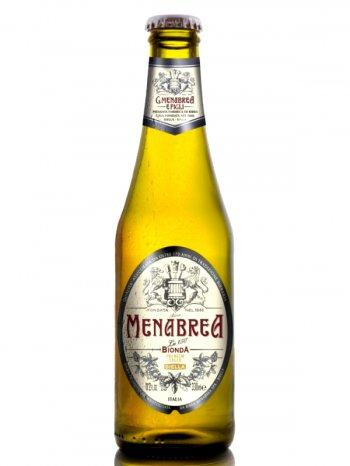 Менабреа ЛА 150 Бионда / Menabrea La 150 Bionda 0,33л. алк.4,8%