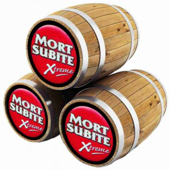 Морт Сюбите Крик Экстрим / Mort Subite Xtreme Kriek, keg. алк.4,3%