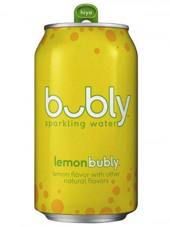 Напиток Бабл Лимон / Buble Lemon 0,355л.