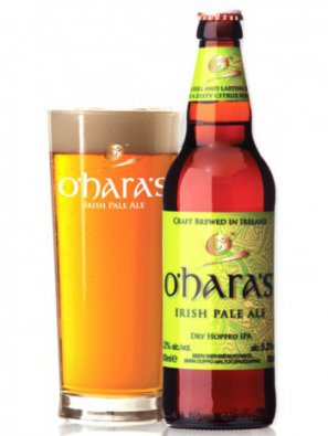 О`Хара Айриш Пейл Эль / O`Hara`s Irish Pale Ale 0,5л. алк.5,2%