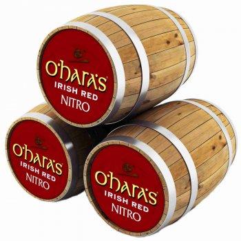О Хара Айриш Ред Нитро/ O`Hara`s Irish Red Nitro, keg. алк.4,3%