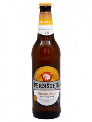 Пернштейн Премиум 12 / Pernstejn Premium 12 0,5л. алк.5%