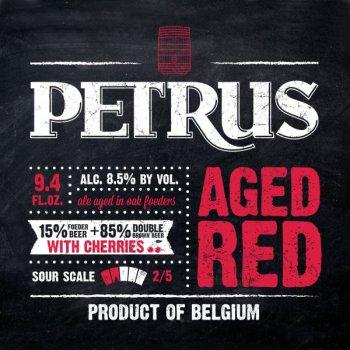 Петрюс Эйджд Ред / Petrus Aged Red, keg. алк.8,5%