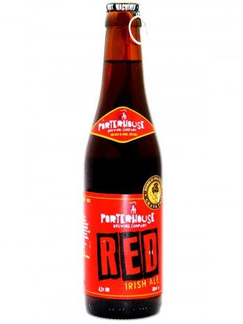 Портерхаус Рэд Ириш Эль / Porterhouse Red Ale 0,33л. алк.4,2%