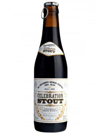 Портерхаус Селебрейшн стаут / Porterhouse Celebration Stout 0,33л. алк.6,5%