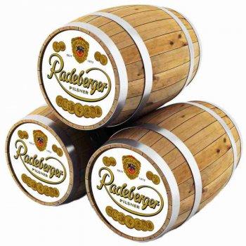 Радебергер Пилснер / Radeberger Pilsner, keg. алк.4,8%