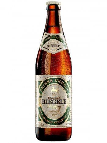 Ригеле Файнес Урхелл / Riegele Feines Urhell 0,5л. алк.4,7%