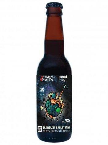 СБ Барливайн / Selfmade Brewery Total Collapse 0,33л. алк.12%