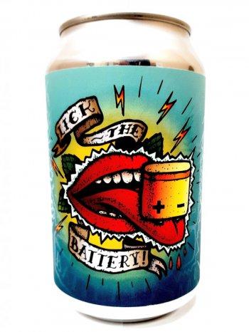 СБ Эль 1 / Selfmade Brewery Lick The Battery 0,33л. алк.5,6% ж/б.