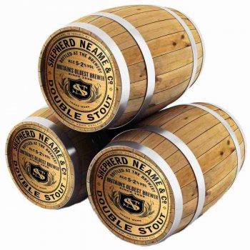 Шепард Дабл Стаут / Shepherd Double Stout, keg. алк.5,2%