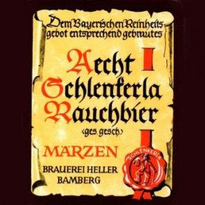 Шленкерла Раухбир Мэрцен «Копчёное» / Schlenkerla Rauchbier Marzen, keg. алк.5,1%