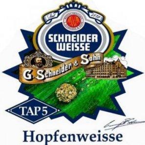 Шнайдер Вайсс ТАП 5 Майне ХопфенВайсс /  Schneider Weisse Tap 5 Meine Hopfenweisse , keg. алк.8,2%