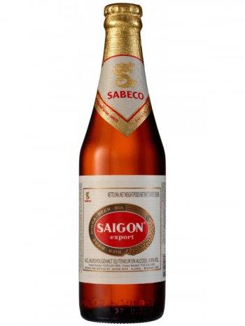 Сайгон Экспорт / Saigon Export 0,355л. алк.4,9%