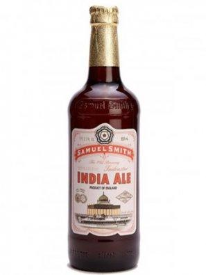 Сэмюэл Смит Индия Эль / Samuel Smith_s India Ale 0,355л. алк.5%