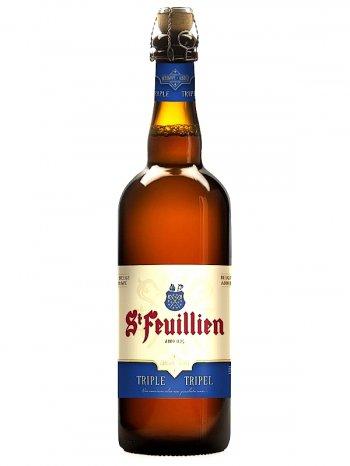 Сен Фейен Трипл / St-Feuillien Triple 0,75л. алк.8,5%