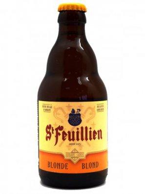 Сен Фёйен Блонд / St-Feuillien Blonde 0,33л. алк.7,5%