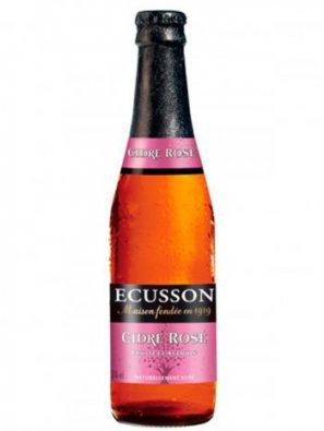 Сидр Экюссон Розе /  Ecusson Rose 0,33л. алк.3%