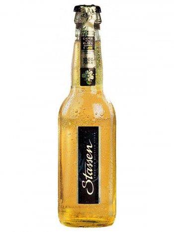 Сидр Стассен Элдерфловер энд Лайм / Stassen Elderflower Lime 0,33л. алк.4,5%
