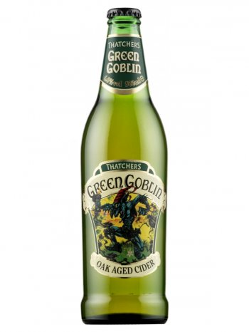 Сидр Тэтчерс Зеленый Гоблин / Thatchers Green Goblin 0,5л. алк.5%
