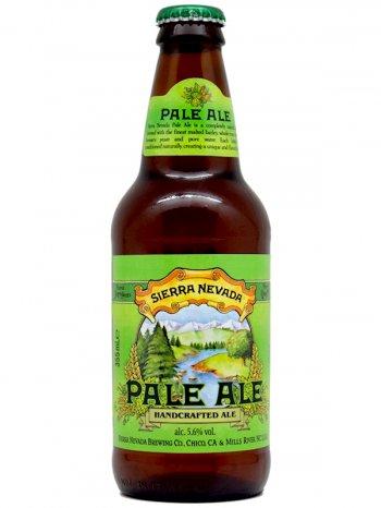 Сиерра Невада Пэйл Эль / Sierra Nevada Pale Ale 0,355л. алк.5,6%