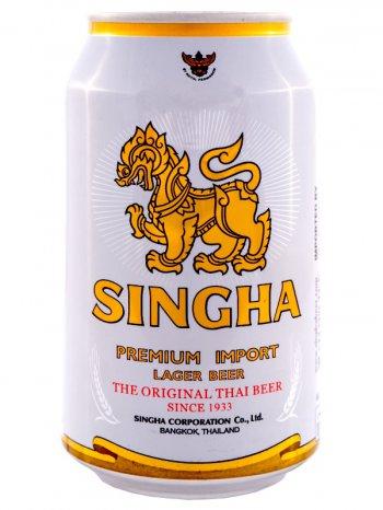 Сингха / Singha 0,490л. алк.5% ж/б.