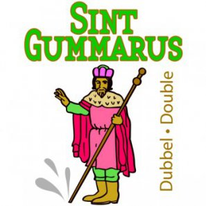 Синт Гуммарус Дюбель / Sint Gummarus Dubbel, keg. алк.7,1%
