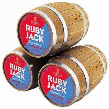 Ст.Аустел Руби Джек / St. Austell Ruby Jack, keg. алк.4,6%