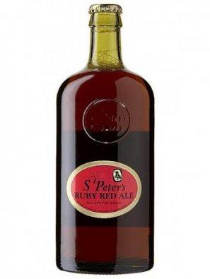 Ст.Петерс Рубиновый Красный Эль / St. Peter_s Ruby Red Ale 0,5л. алк.4,3%