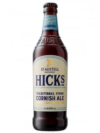Ст. Аустел Хикс / St.Austell Hicks 0,5л. алк.6%