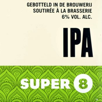 Супер 8 Ипа / SUPER 8 IPA,keg. алк.6,0%