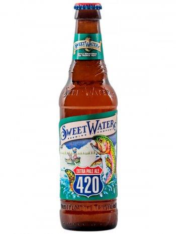СвитВотер 420 / Sweetwater 420 Extra Pale Ale 0,355л. алк.5,7%