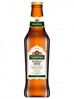 Циндао Белое / Tsingtao Wheat 0,5л. алк.4,7%