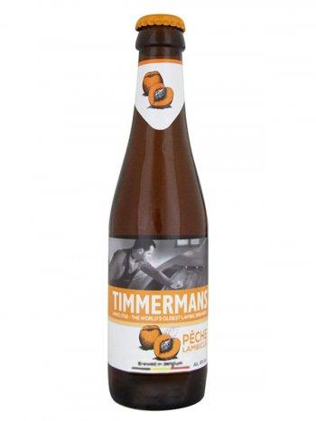 Тиммерманс Пеш Ламбикус / Timmermans Peche Lambicus 0,33 л. алк.4%