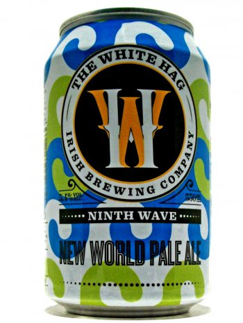 Уайт Хаг Найс Вэйв Нью Ворд / White Hag Ninth Wave Pale Ale 0,33л. алк.5,4% ж/б.