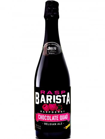 Ван Хонзебрук Бариста Шоколад Квад Малина / Barista Chocolate Quad Rasp 0,75л. алк.11%
